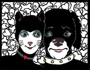 Animal Lovers JAS Rosey Rosenthal