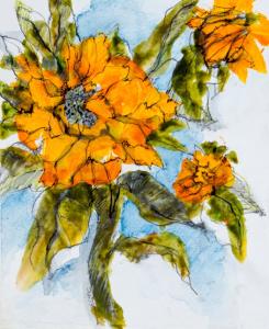 OrangeFlower1