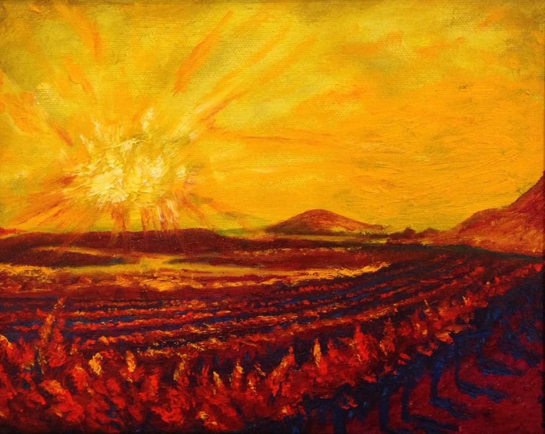 """Lauren Russel """"Harvest"""""""
