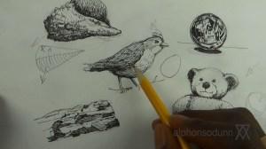 drawing pen ink 2