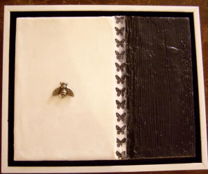 Joanie Constable, Bee it Black or White