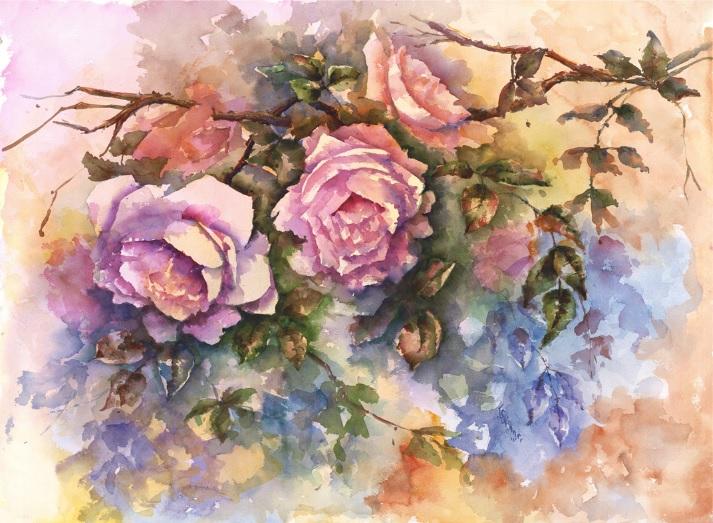 Joan Skinner Roses