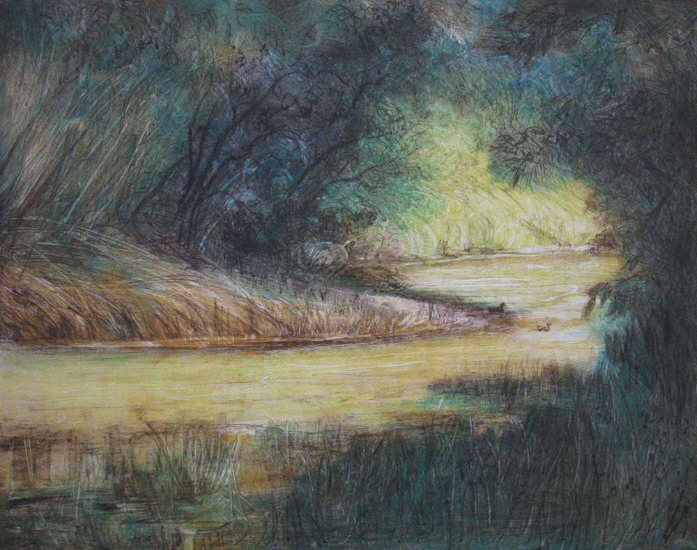 Barbara Rosenthal - River Refuge