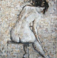 Bather - Diana Mulder 24x24