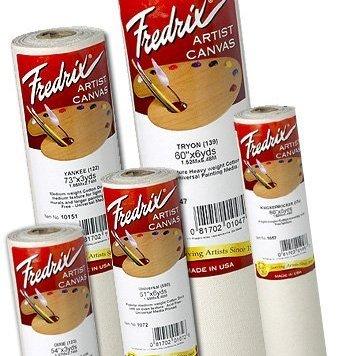 Fredrix Canvas Rolls