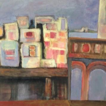 "Jewel DeMoss ""Avila in Abstract"""