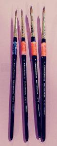 "Kolinsky Sable ""Extreme"" Watercolor Brush"
