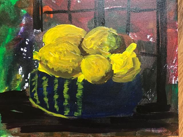 by Sue Lacabe