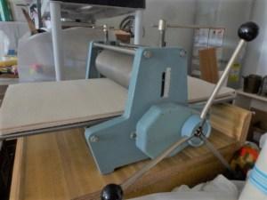Etching press 13x26, blankets n ink $300