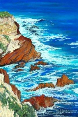 Bobbye West-Thompson Cliffside