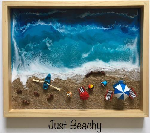 Just Beachy by Heidi