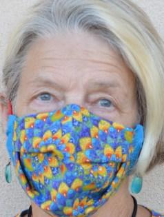 Susan Robinson masks