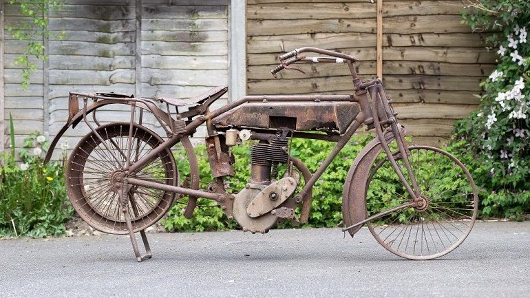 Nigerian King's Rudge Multi for Sale at Bonhams in London
