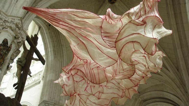Paper Sculpture Projects by Peter Gentenaar Give Paper Art New Meaning