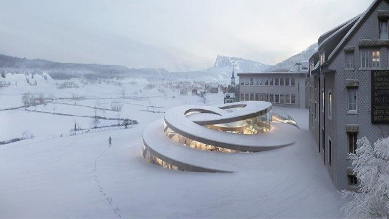 Swiss Watchmaker Audemars Piguet Chooses BIG Design for New Museum