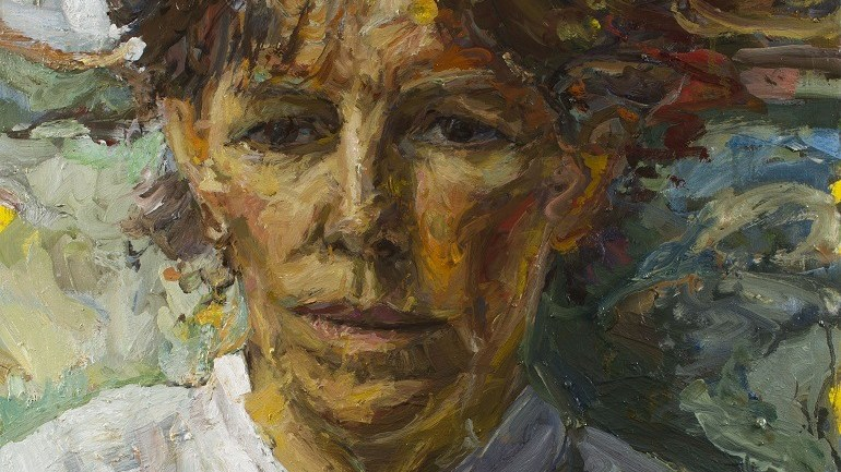 With Amazing Portrait Painting Techniques Catherine Goodman Excavates the Soul of her Subjects