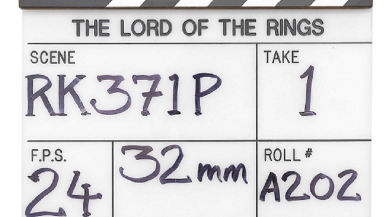 Movie Memorabilia From 'Lord of the Rings' on Sale at Bonhams