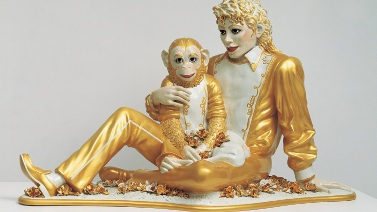 Jeff Koons Banality  Celebrated at Whitney Museum of American Art