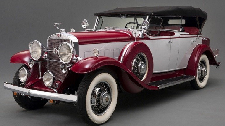 Image: 355a Fleetwood Dual Cowl Phaeton is classic  well designed car that have stood the test of time even in the face of depression