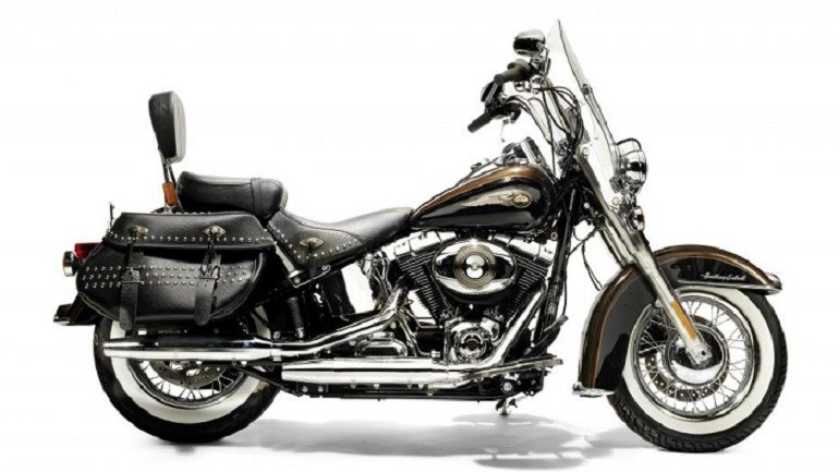 Pope Benedict XVI Harley-Davidson Goes on Sale at Bonhams Paris