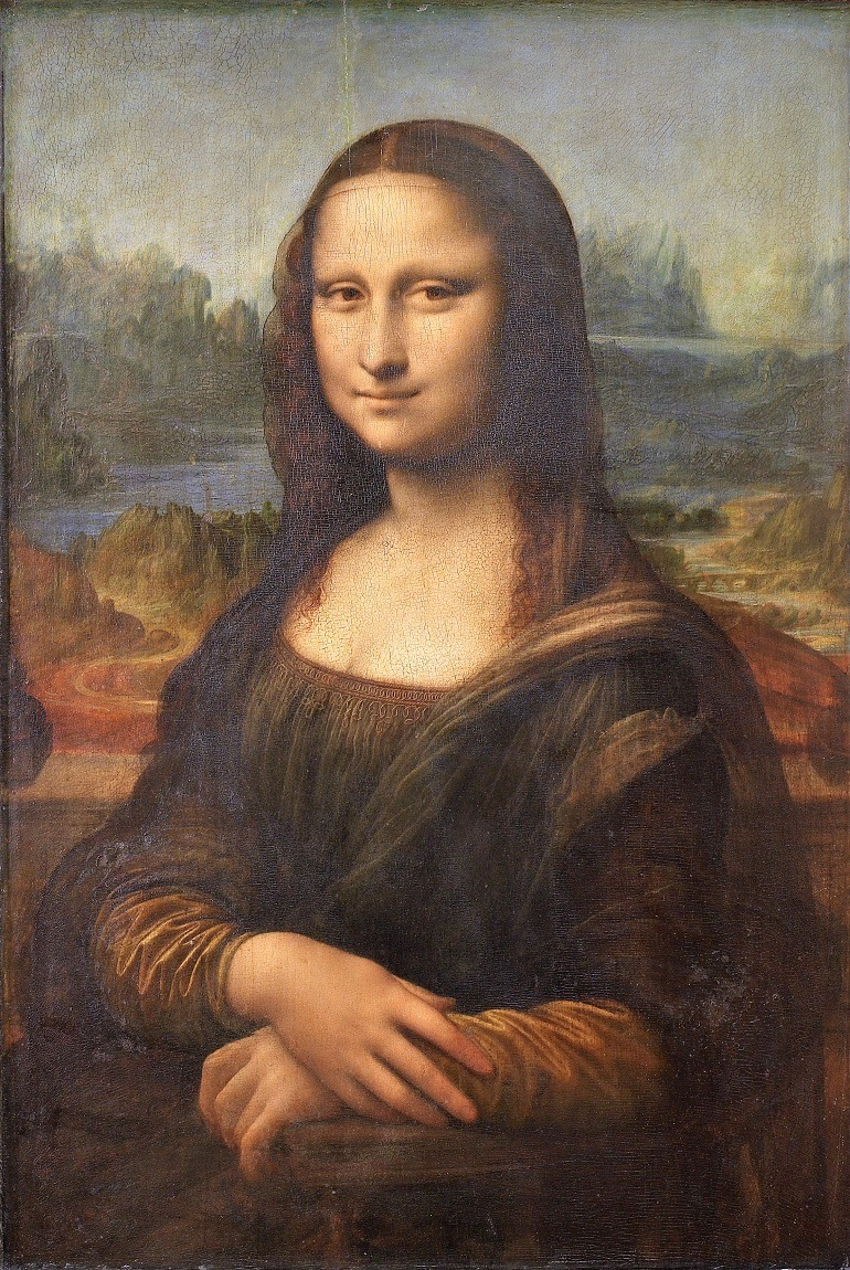 Image: Mona Lisa by the enigmatic artist and scientist Leonardo da Vinci shows why April 15 was set aside as World Art Day
