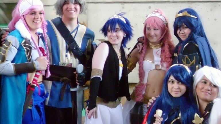 Otakon Fans Leave Baltimore With Fond Memories