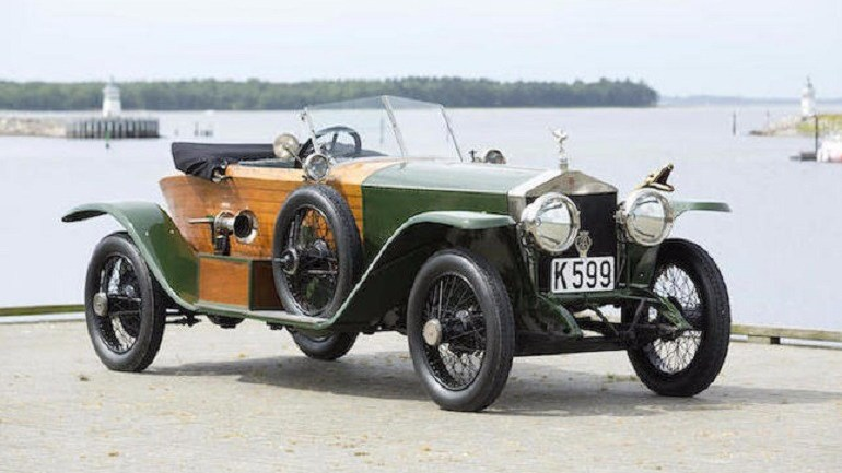 Rare Rolls-Royce Motor Cars at Bonhams Denmark Sale