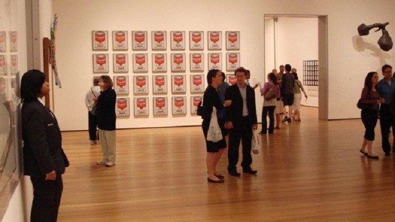 Warhol Art: Baffling 'Soup Can' Prints Heist at Springfield Art Museum