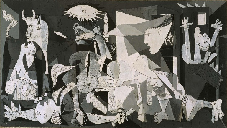 Pablo Picasso: Restless Soul in Search of Creative Success