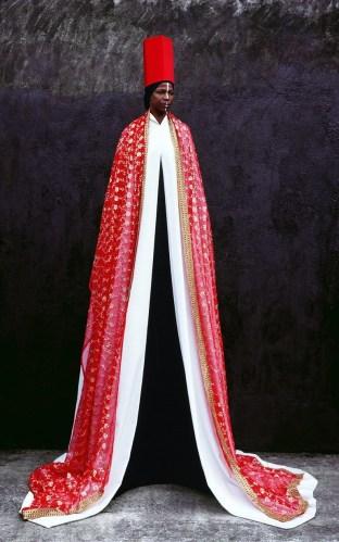 Maïmouna Guerresi, 'Rhokaya', 2010, Lambda print on dibond, 100 x 68 cm, Courtesy of Mariane Ibrahim Gallery