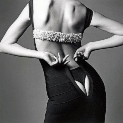 Image: La Robe Trop Petite, Paris by Jeanloup Sieff, one of the photographs sold at Bonhams photography auction