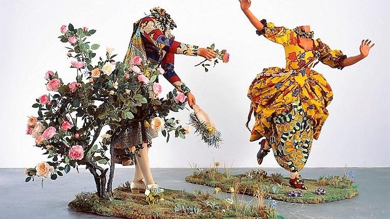 Goodman Gallery Looks Ahead With Yinka Shonibare MBE