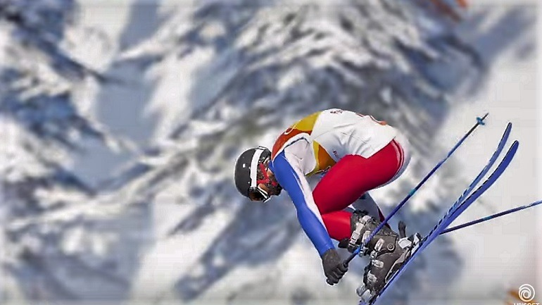 Steep Road to the Olympics Challenges Video Game Players