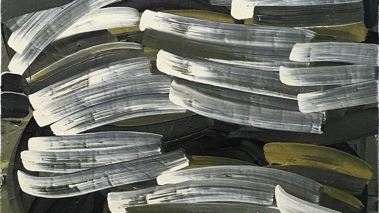 Anne-Marie Cosgrove's Giant Paintings Are Moments of Reflection