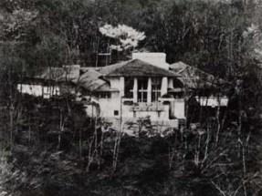 House for Arinobu Fukuhara (Hakone au Japon 1918)