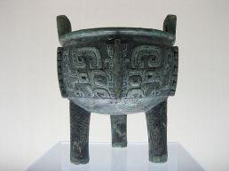Liu Ding, dynastie Shang, musée de Shangai (© Mountain)