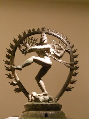 Siva Nataraja, musée Guimet