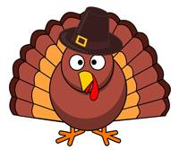 turkey-with-brown-hat Pippi2011 200px