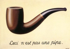 Magritte Pipe