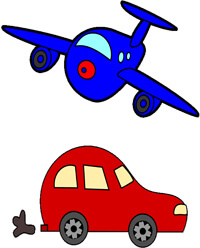 travel fatalities plane car 200px