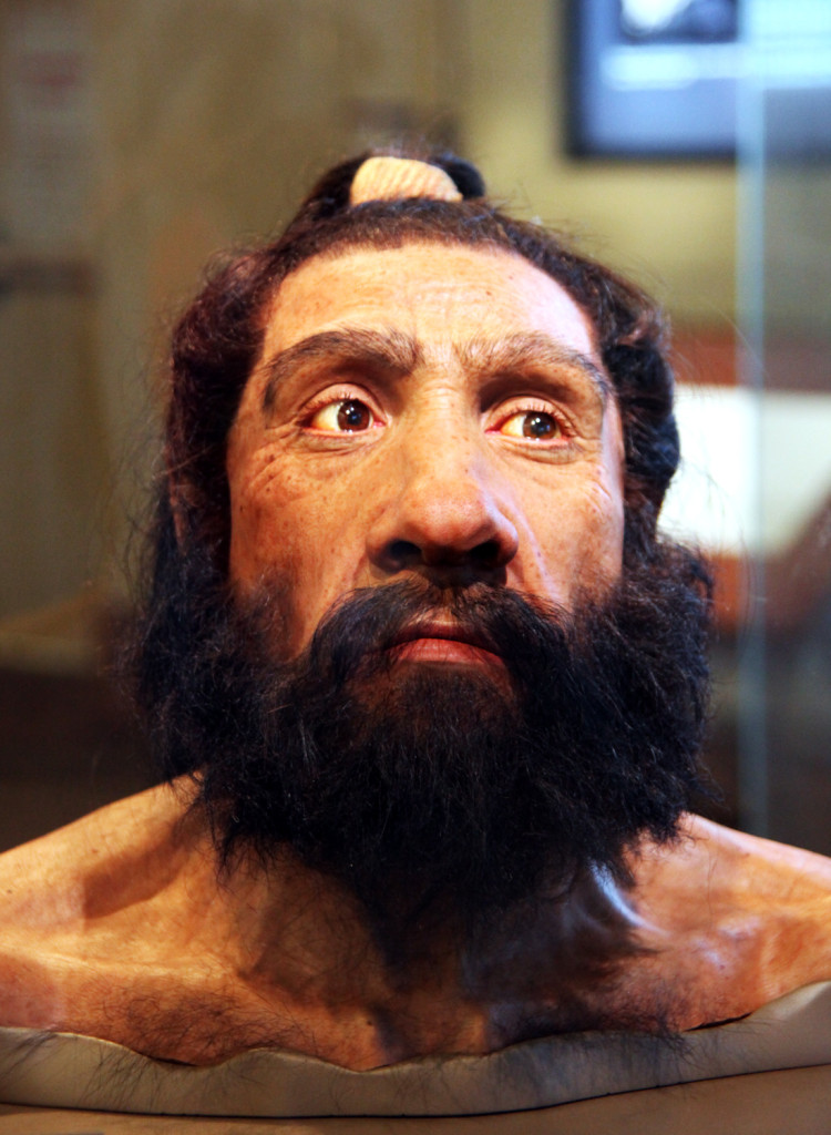 first artists - Neanderthal