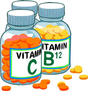 metabolic rate - vitamins