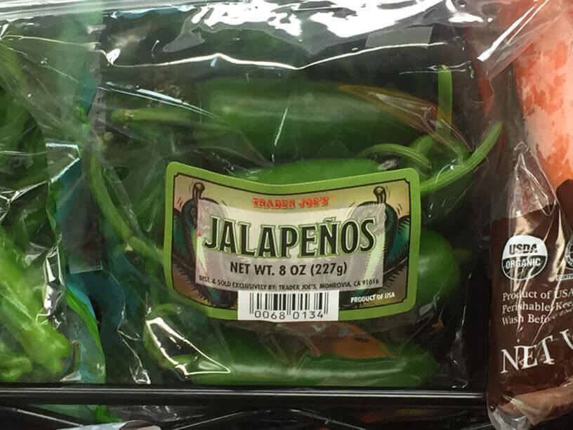 trader joe's jalapeños