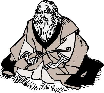 Meaning of Life - wise old man