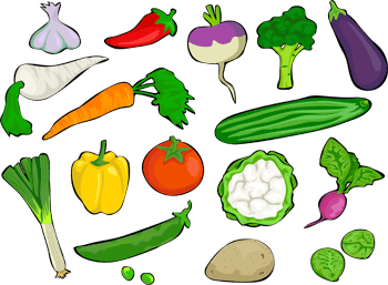 weight loss - veggies
