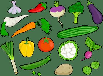 weight loss - veggies