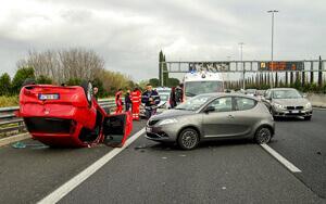 road rage car accident