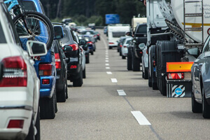 road rage congestion