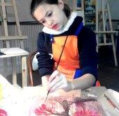русуем креативно в Киеве