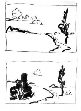 композиция равновесие картины